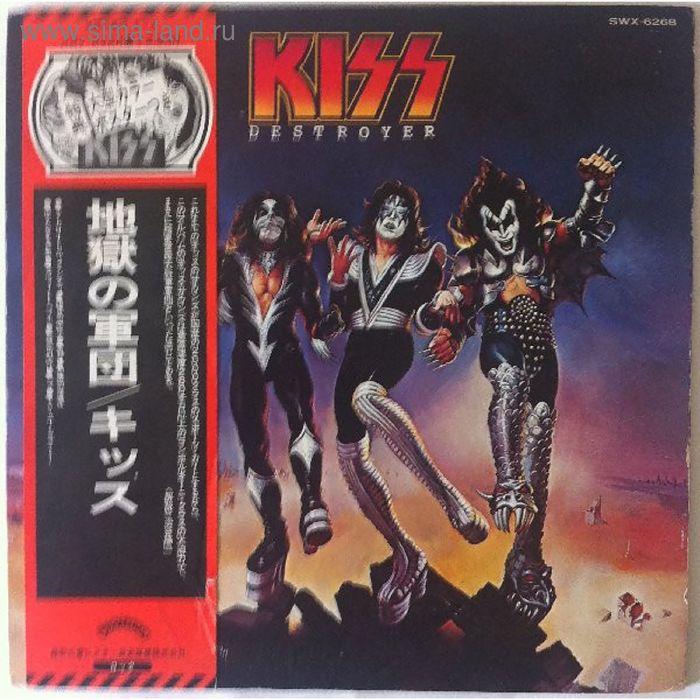 Виниловая пластинка Kiss - Destroyer