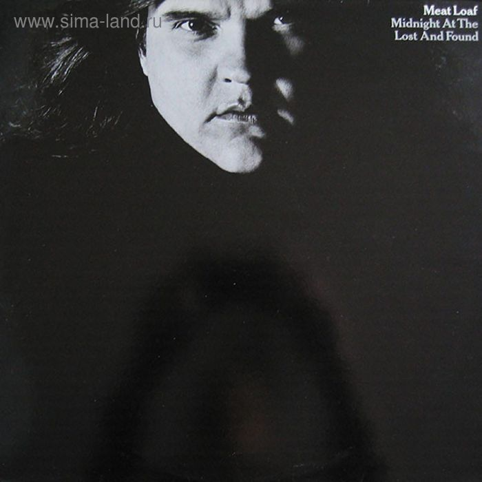 Виниловая пластинка Meat Loaf - Lost And Found