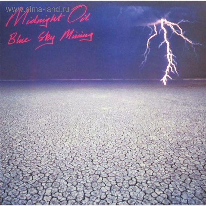 Виниловая пластинка Midnight Oil - Blue sky mining