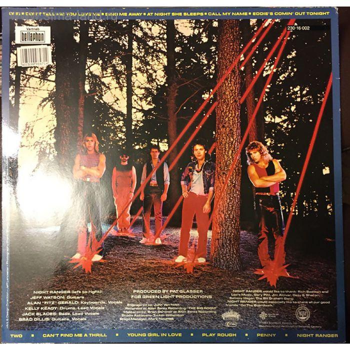 Виниловая пластинка Night Ranger - Dawn Patrol
