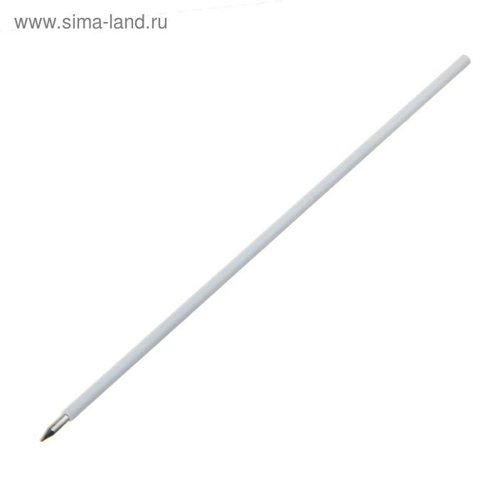 Стержень шариковый синий, 0,5мм, L-142мм, на масляной основе, ароматизированный, корпус белый LANCER