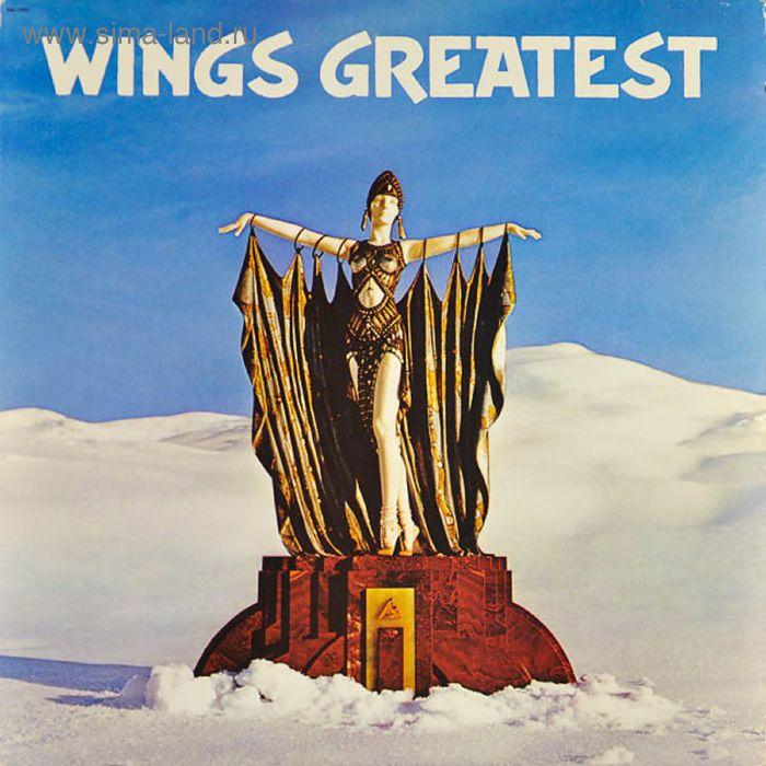 Виниловая пластинка Paul McCartney - Wings Greatest