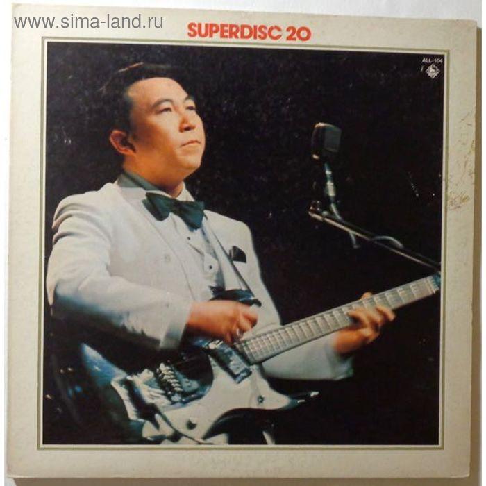 Виниловая пластинка Takeshi Terauchi -