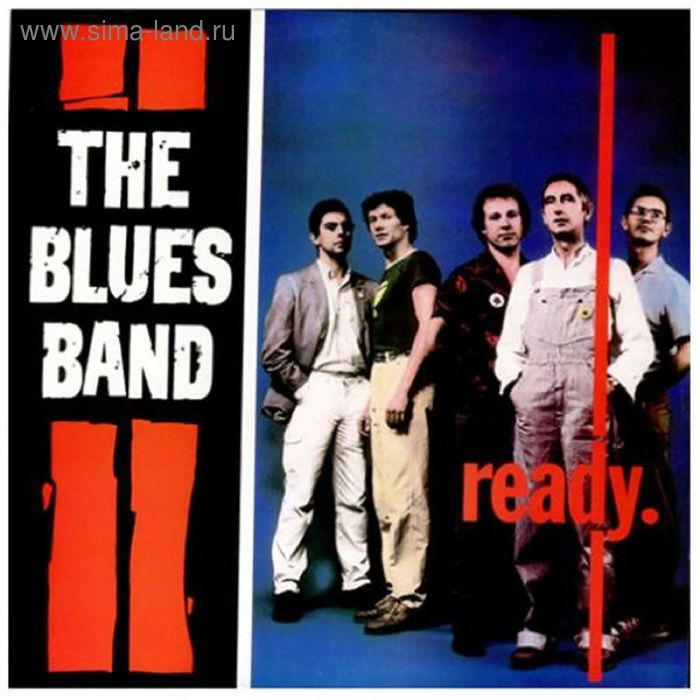 Виниловая пластинка The Blues Band - Ready