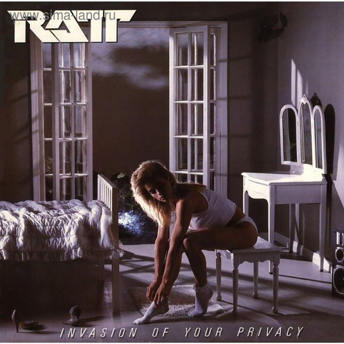 Виниловая пластинка Ratt - Invasion of your privacy