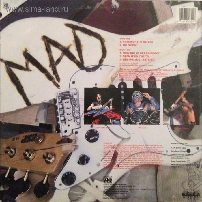 Виниловая пластинка Raven - Mad 12: