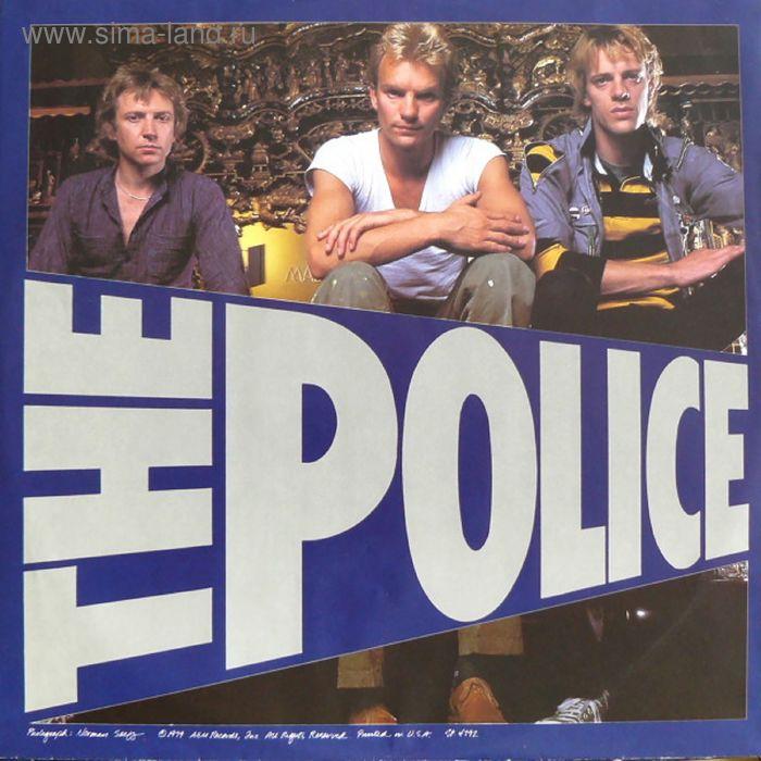 Виниловая пластинка The Police - Reggatta De Blanc