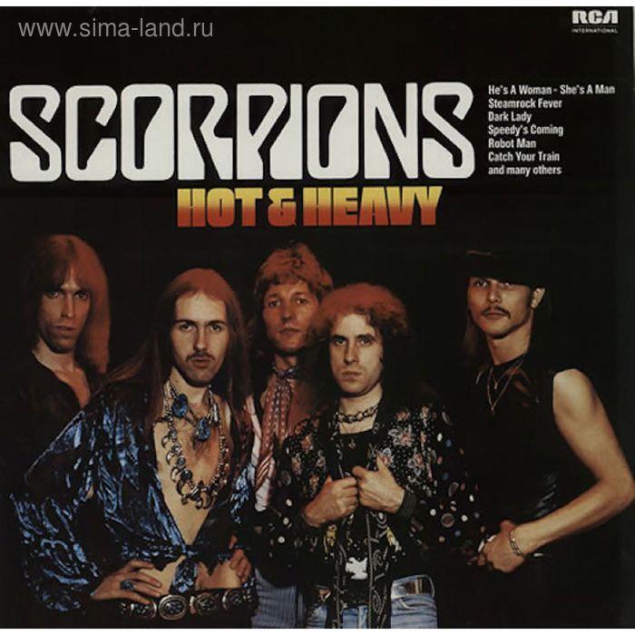 Виниловая пластинка Scorpions - Hot & Heavy