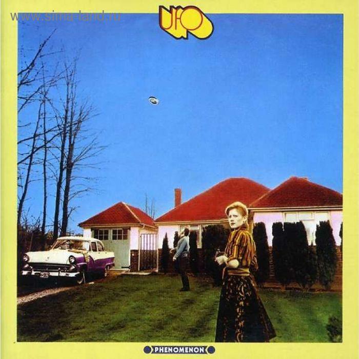 Виниловая пластинка UFO - Phenomenon