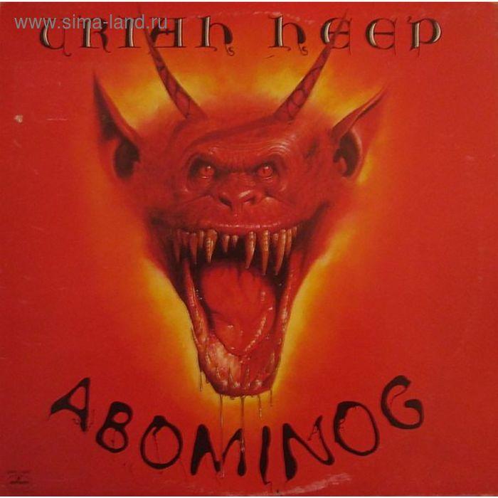 Виниловая пластинка Uriah Heep - Abominog