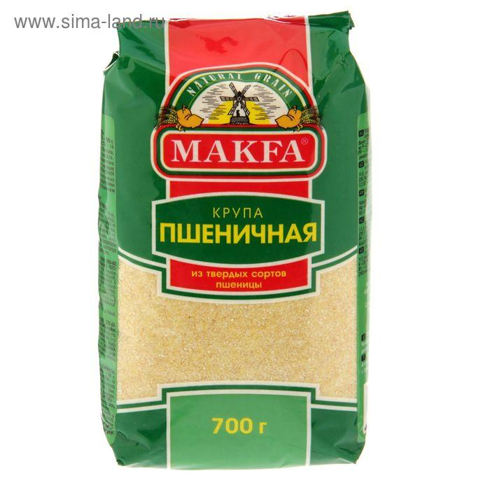 "Крупа Пшеничная ""Артек"" 700 гр. Макфа"