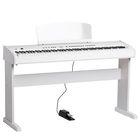 Цифровое пианино Orla 438PIA0704 Stage Studio, белое, со стойкой