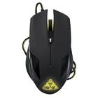 Мышь Oklick 765G SYMBIONT, игровая, проводная, оптическая,  2400 dpi, USB, черная
