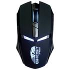 Мышь Oklick 795G, игровая, проводная, оптическая, 2400 dpi, USB, черная