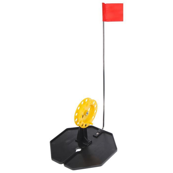 Жерлица зимняя «Тонар» d=185 мм, катушка d=85 мм ЖЗ-02М