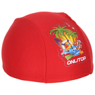 Swimming cap for children age 1-3 years, MIX color