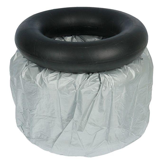 Чехол защитный для хранения колес TORSO, размер M 72х72х130см