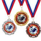 сувенирные футбольные медали
