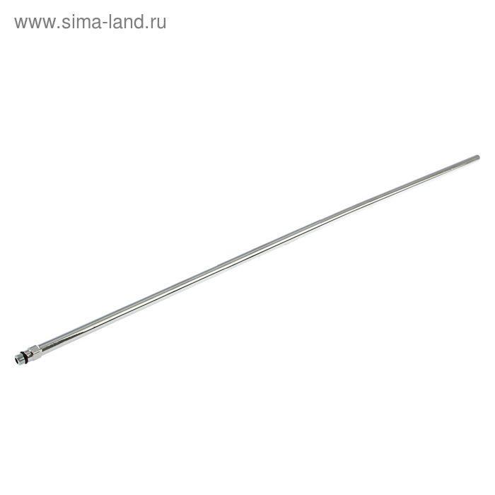 Подводка жесткая для смесителя, d=10 мм, 600 мм, медь