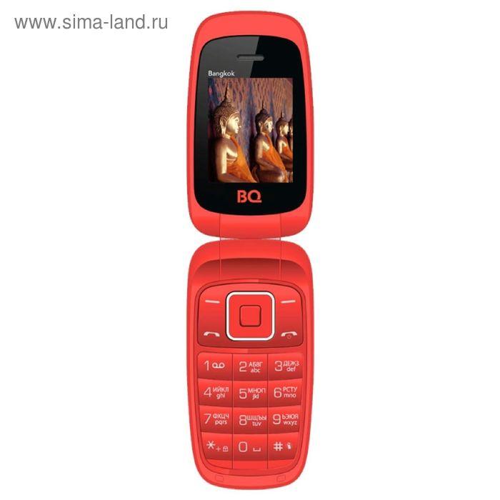 Мобильный телефон BQ M-1801 Bangkok, красный