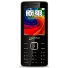 Мобильный телефон Micromax X2420, чёрный