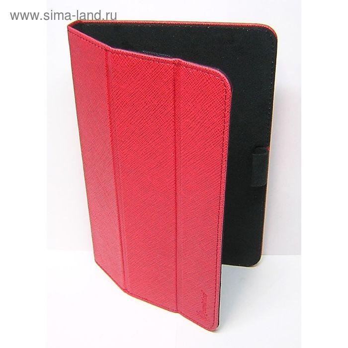 """Чехол Smartbuy Porta для планшета 7.85"""" красный (универсальный для устройств 7-8"""")"""