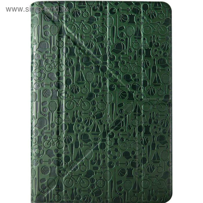 "Чехол Canyon для планшета 10"" зеленый"