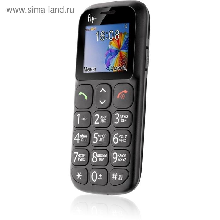 Мобильный телефон Fly EZZY 7, чёрный