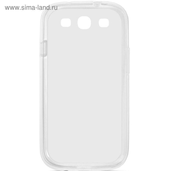 Чехол-крышка DF sCase-02 для Samsung Galaxy S3 силиконовый