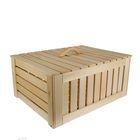 """Ящик для белья """"Куб"""" деревянный 70*90*40 см """"Добропаровъ"""""""