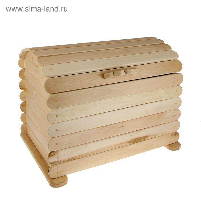 """Сундук - ящик для белья """"Тайна"""" 80*58*52 см"""