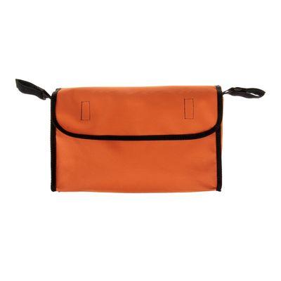 Сумка-органайзер на коляску, цвет оранжевый