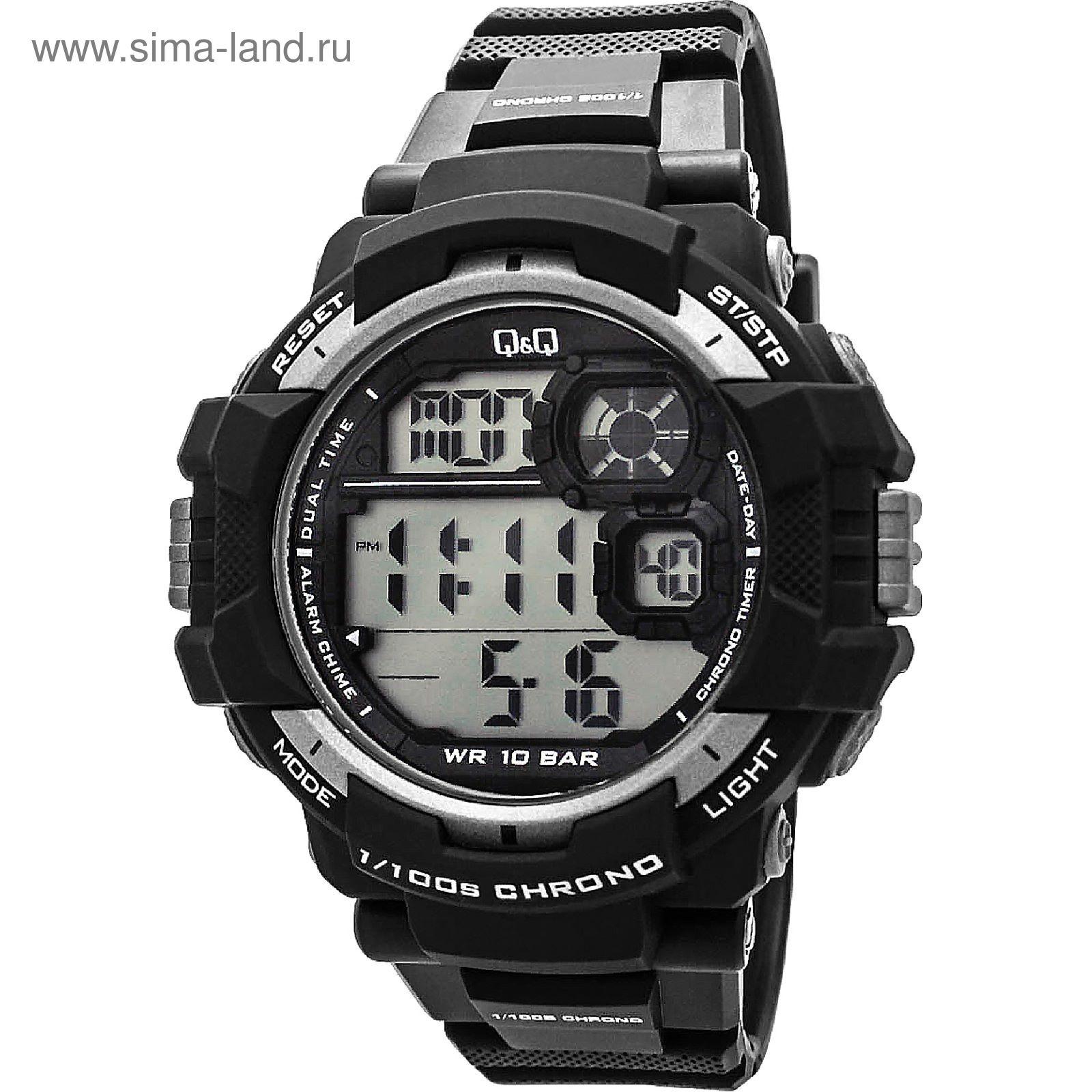 0239aab2 Часы наручные мужские Q&Q M143-002 (1589358) - Купить по цене от ...