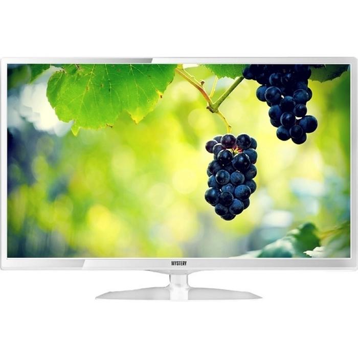 Телевизор Mystery MTV-3229LTA2, LED, 32'', белый