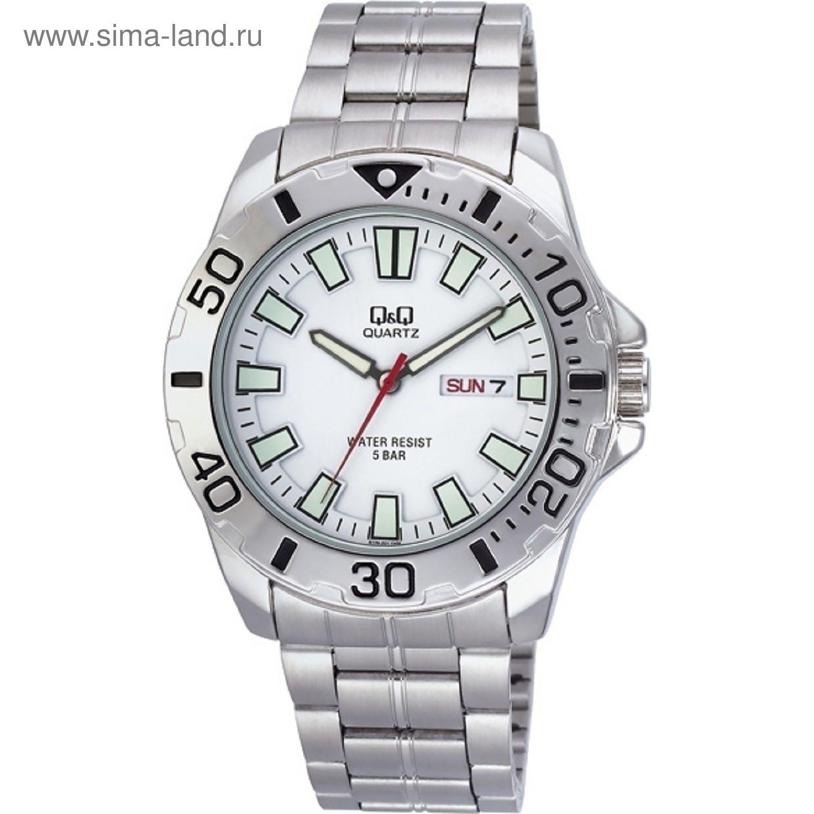 060f1f7f Часы наручные мужские Q&Q A174-201 (1589237) - Купить по цене от ...