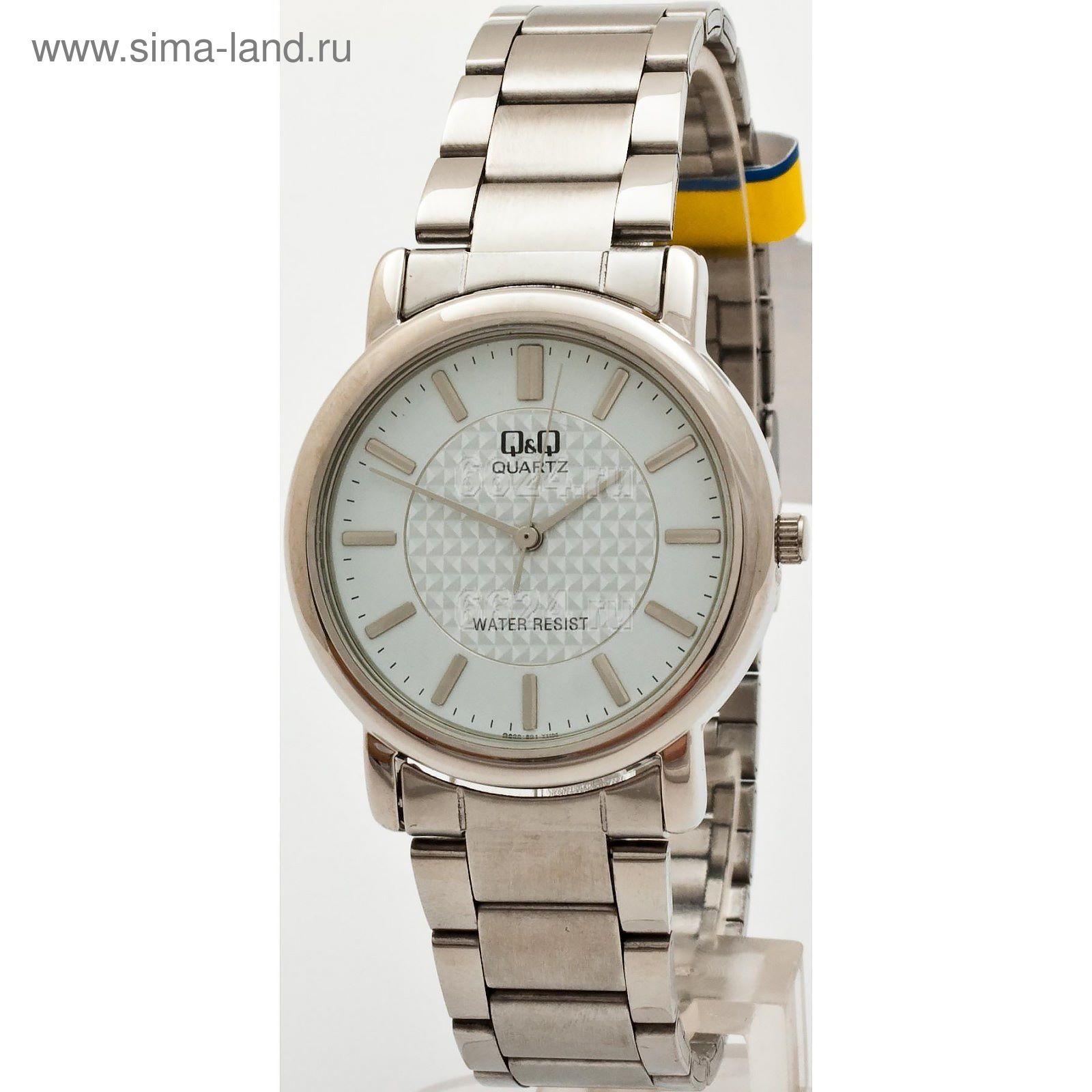 4e4d581e Часы наручные мужские Q&Q Q600-201 (1589393) - Купить по цене от ...