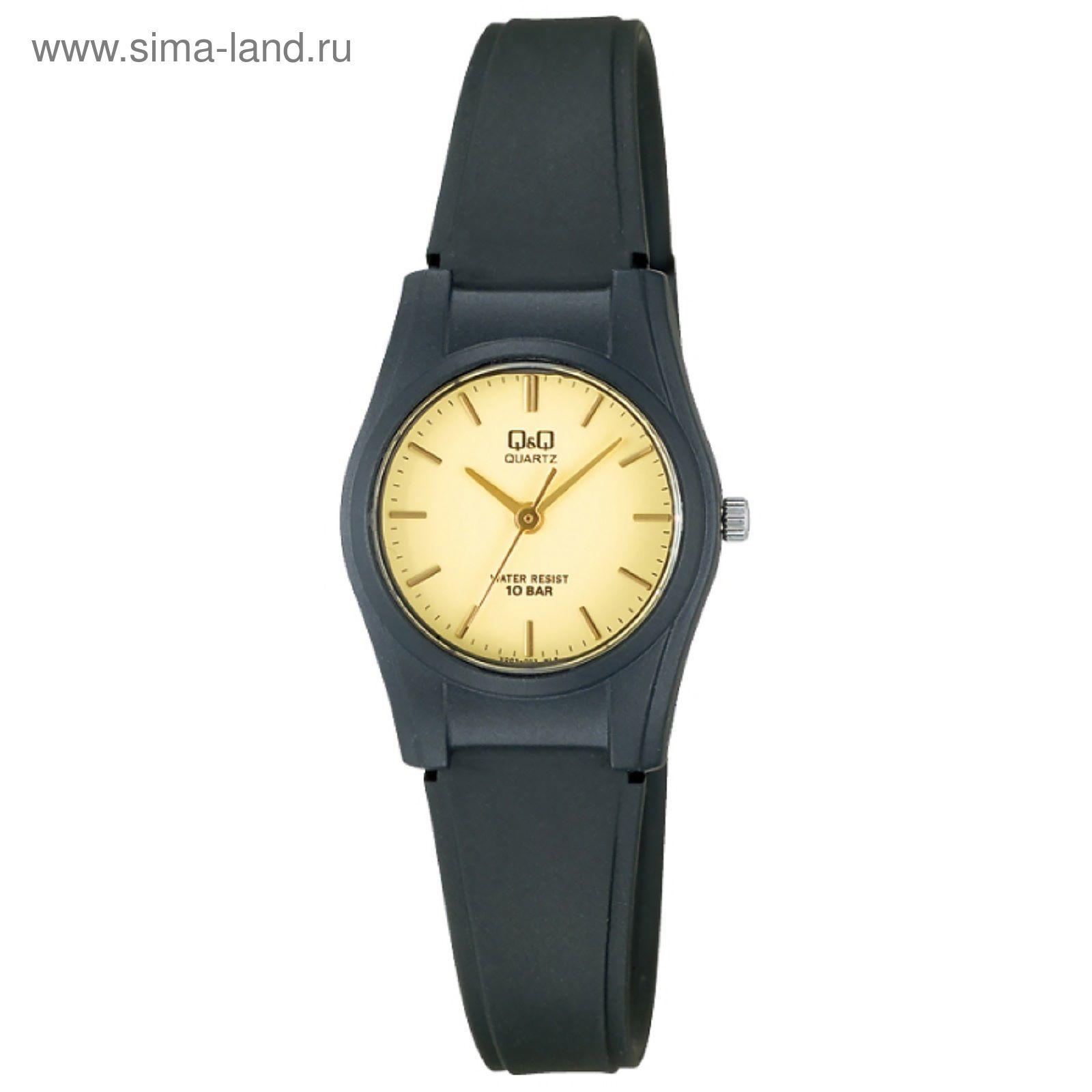 82647a6a Часы наручные женские Q&Q VQ03-002 (1589569) - Купить по цене от ...