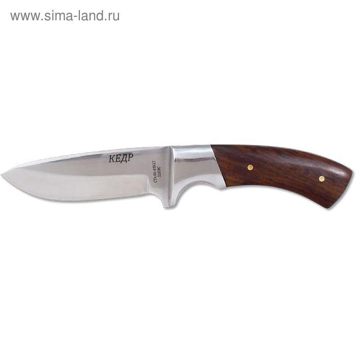 """Нож нескладной """"Ножемир"""" H-138, рукоять-дерево, сталь 40х13"""