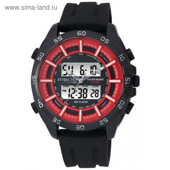 Часы наручные мужские Q&Q DE08-542