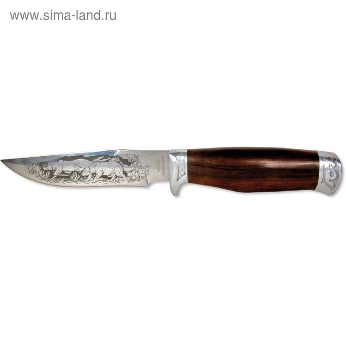 """Нож нескладной """"Ножемир"""" H-175-1, рукоять-венге, сталь 40х13"""