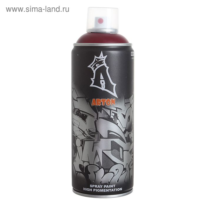 "Аэрозоль ""ARTON"" N-362 Ruby Red 400 мл"
