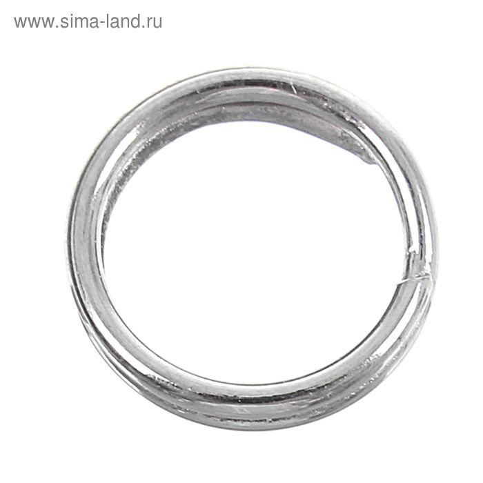 Кольцо заводное Akara Split Ring 3220043-2  №8 набор 10 шт