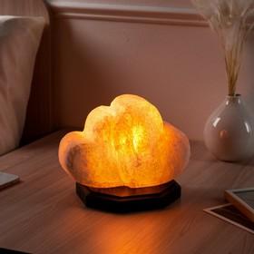 """Соляная лампа """"Биение сердец"""" 20 см × 15,5 см × 15 см"""