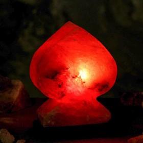 Соляная лампа 'Дама' 21 см × 14 см × 9 см, 1-2 кг Ош