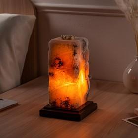 """Соляная лампа """"Элегант"""", 21 см, 3-4 кг"""