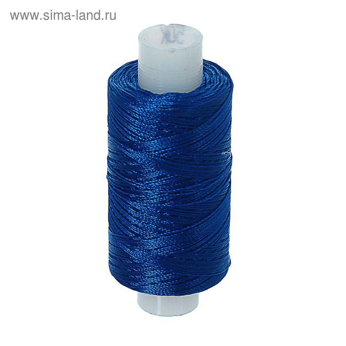 Нитки 50К, 200м №55, цвет синий