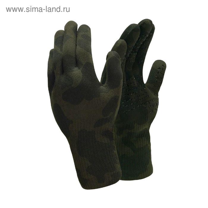 Перчатки водонепроницаемые Dexshell Camouflage S DG726