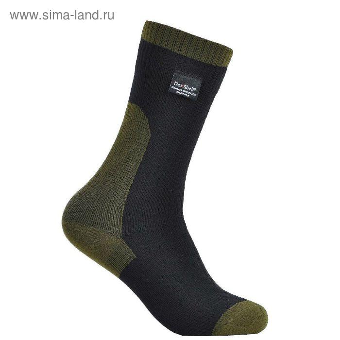 Носки водонепроницаемые M Dexshell Trekking green DS636