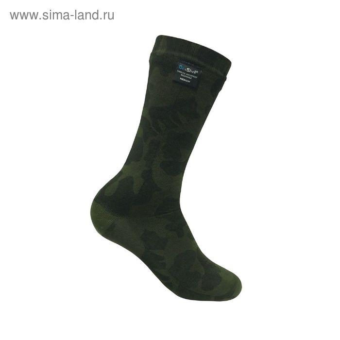Носки водонепроницаемые S Dexshell Camouflage DS736