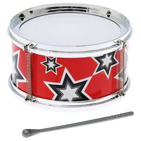Детский музыкальный инструмент «Барабан: Ритм», МИКС
